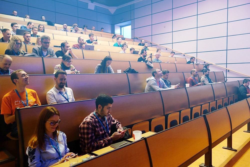 WordCamp Brno úvodní