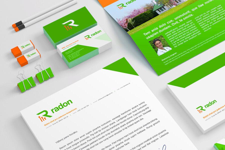 design reklamní materiály STARTUJEME WEBY