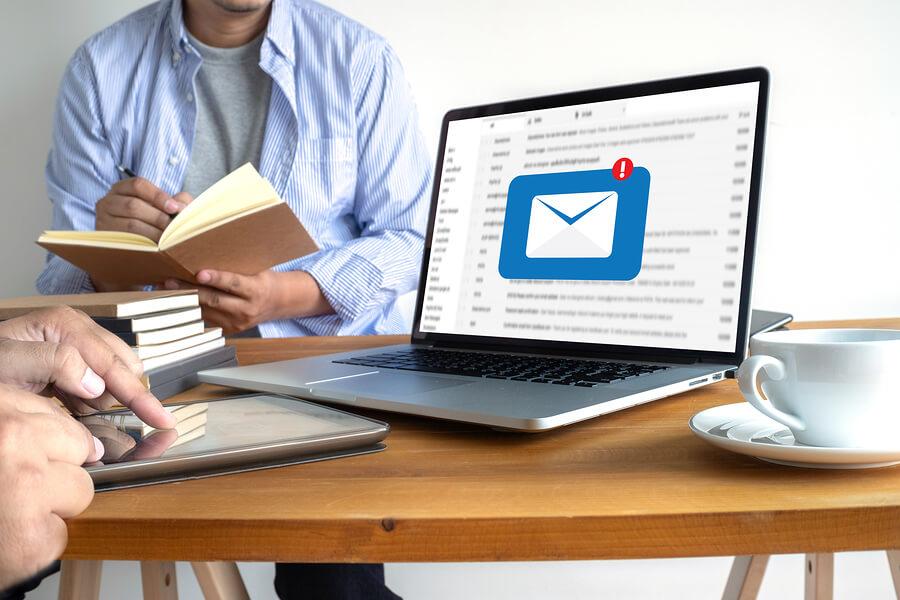 mail marketing STARTUJEME WEBY