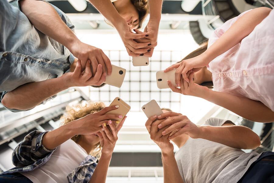 marketing sociální sítě STARTUJEME WEBY
