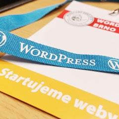 sponzor WordCamp Brno STARTUJEME WEBY
