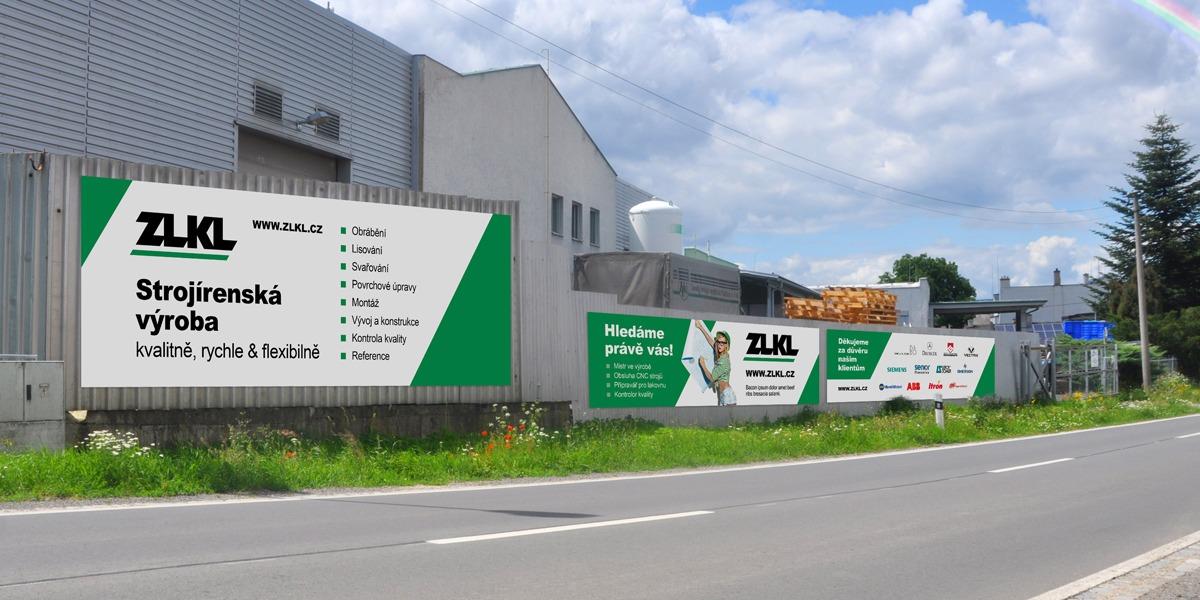 ZLKL billboard