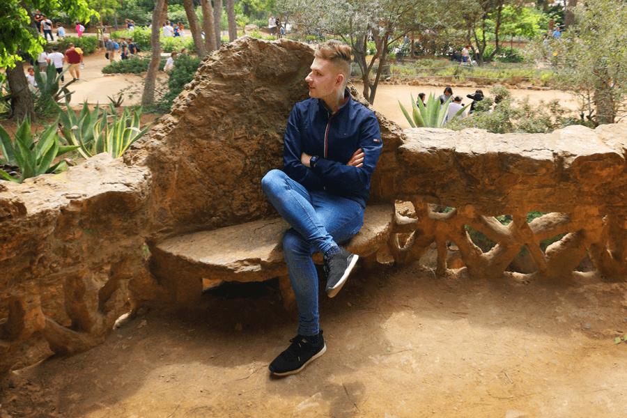 Petr Pokorný STARTUJEME WEBY Barcelona 2019