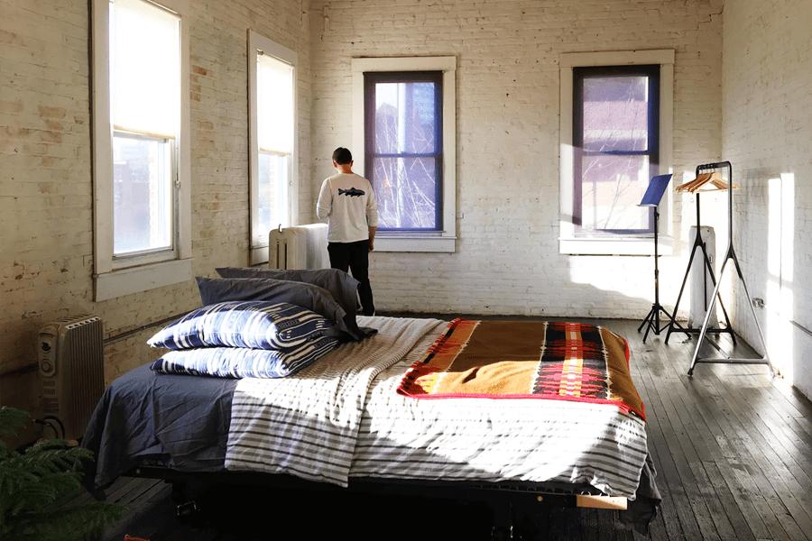 Airbnb pokoj