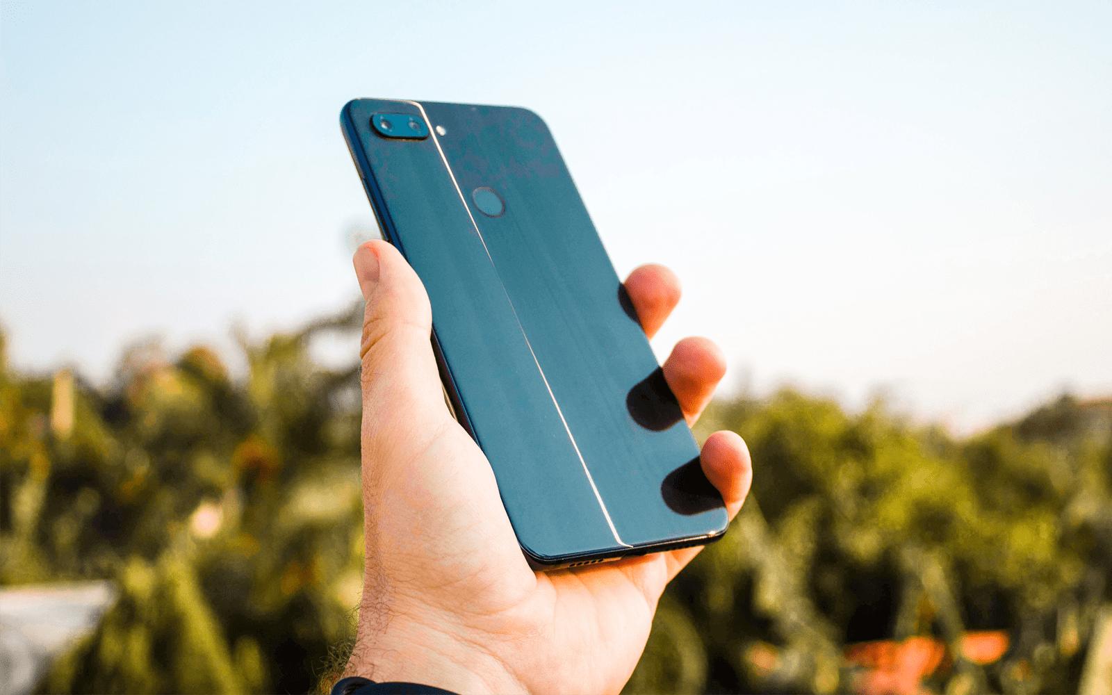 Xiaomi má nový patent. Na trh plánuje vstoupit s otočnou kamerou