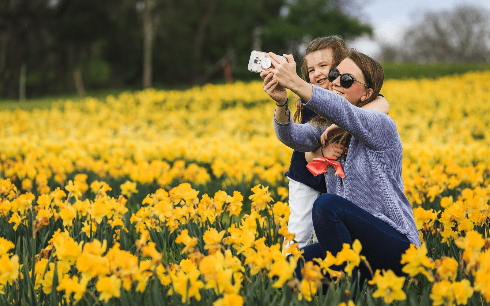 Díky novému patentu od Applu pořídíte virtuální skupinové selfie