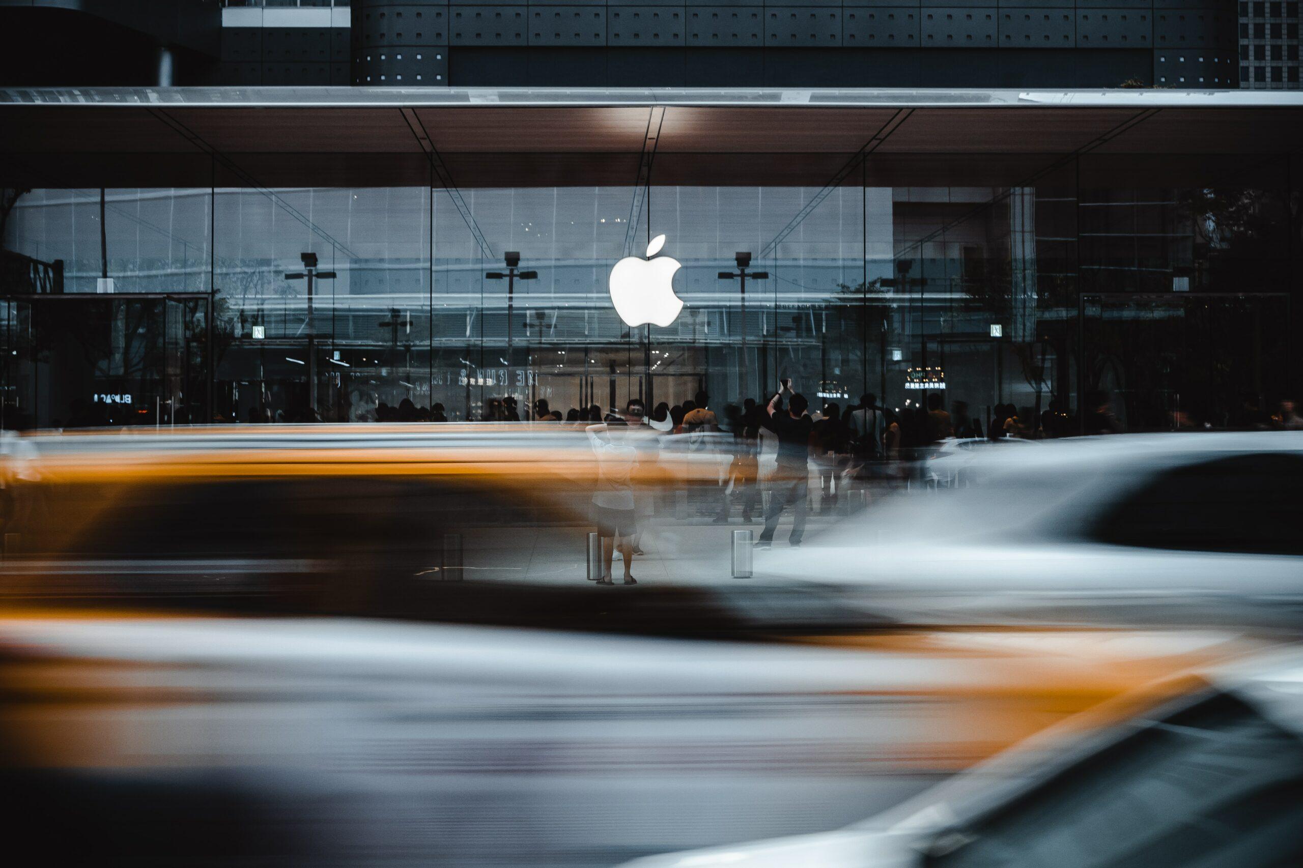 Apple bojuje proti logu hrušky