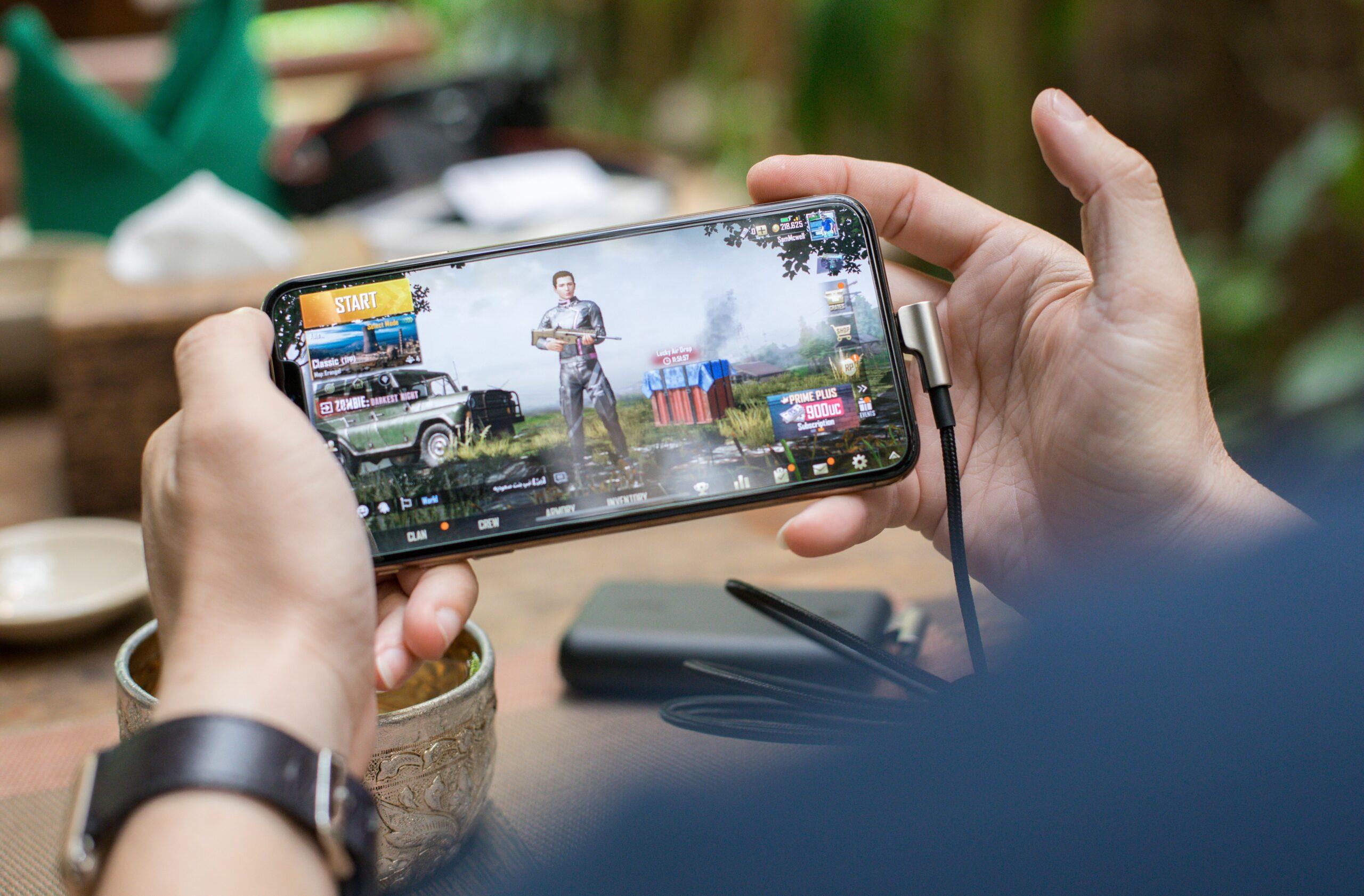 Hry od Google Stadia zavítají na iOS
